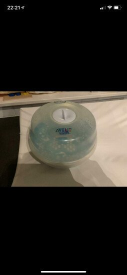 Magnetronsterilisator