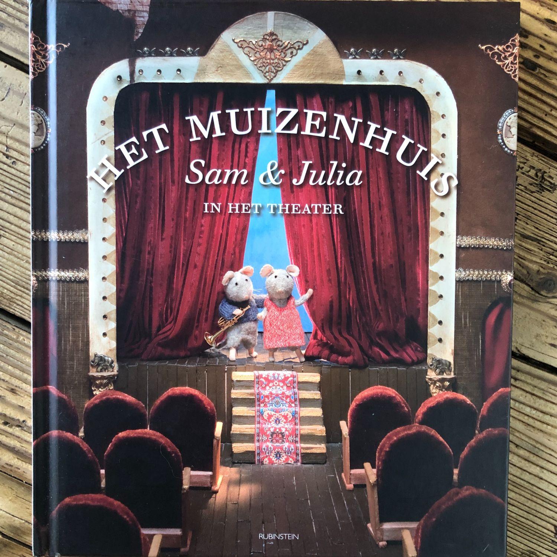 Boek: Het Muizenhuis - Sam & Julia in het theater