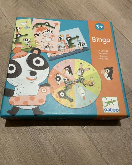 Djeco Bingo - nette staat