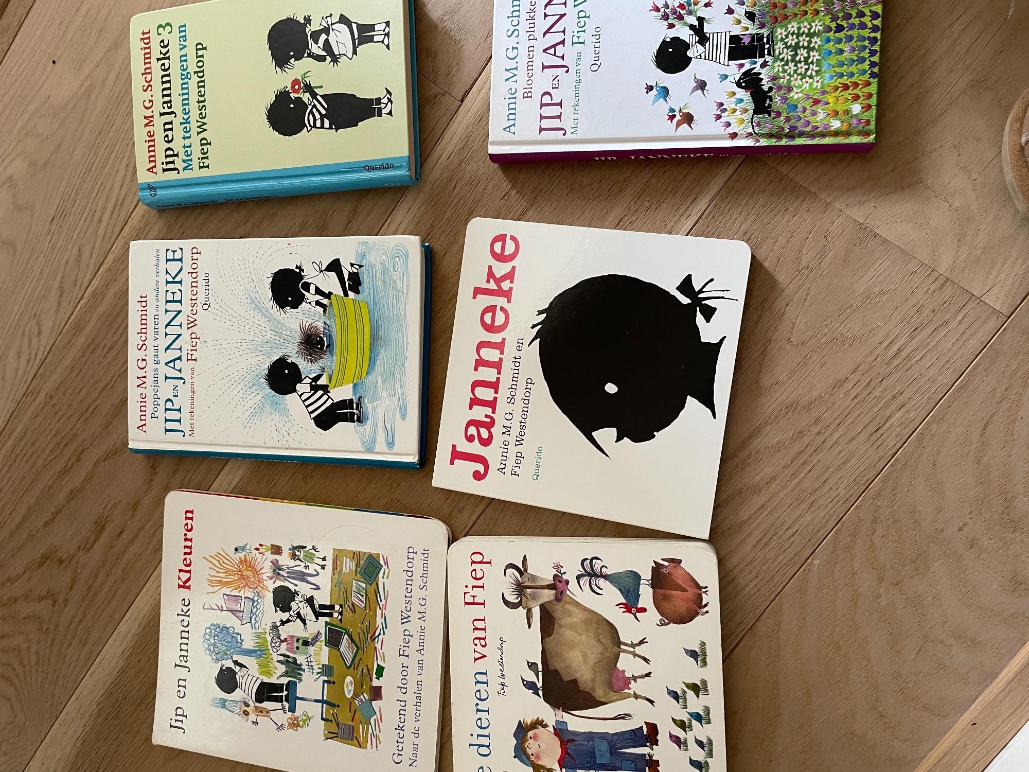 Jip en Janneke en leuke boeken