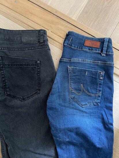 Spijkerbroek LTB en Drykorn maat 30