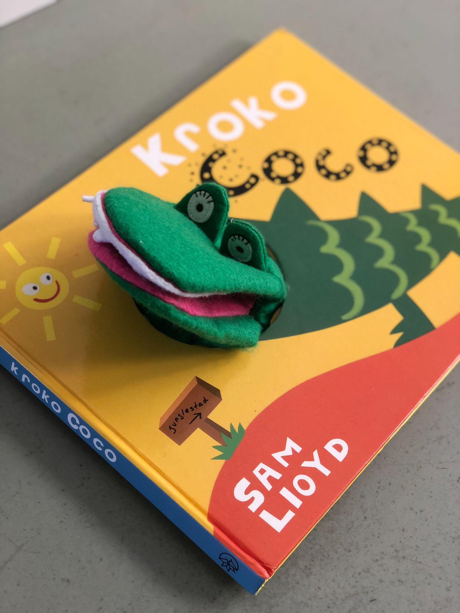 Boek Kroko Coco