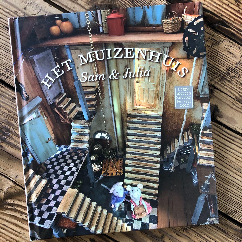 Boek: Het Muizenhuis