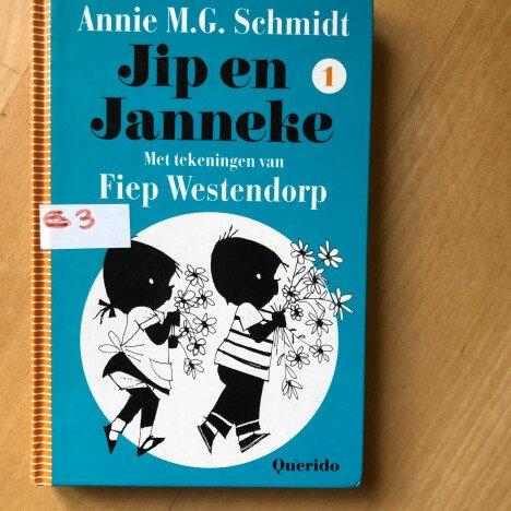 Boek Jip en Janneke