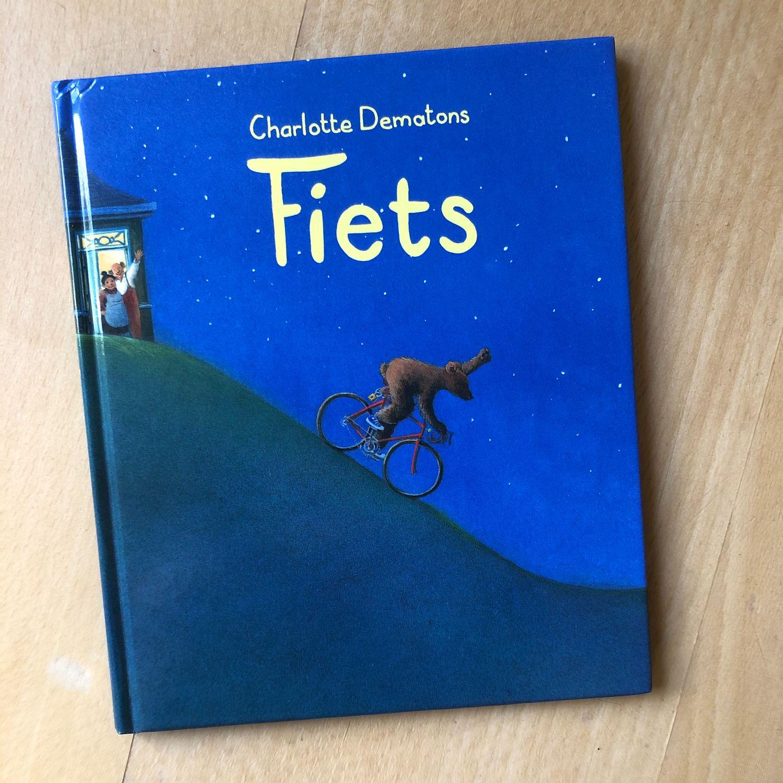 Boek Fiets van Charlotte Dematons