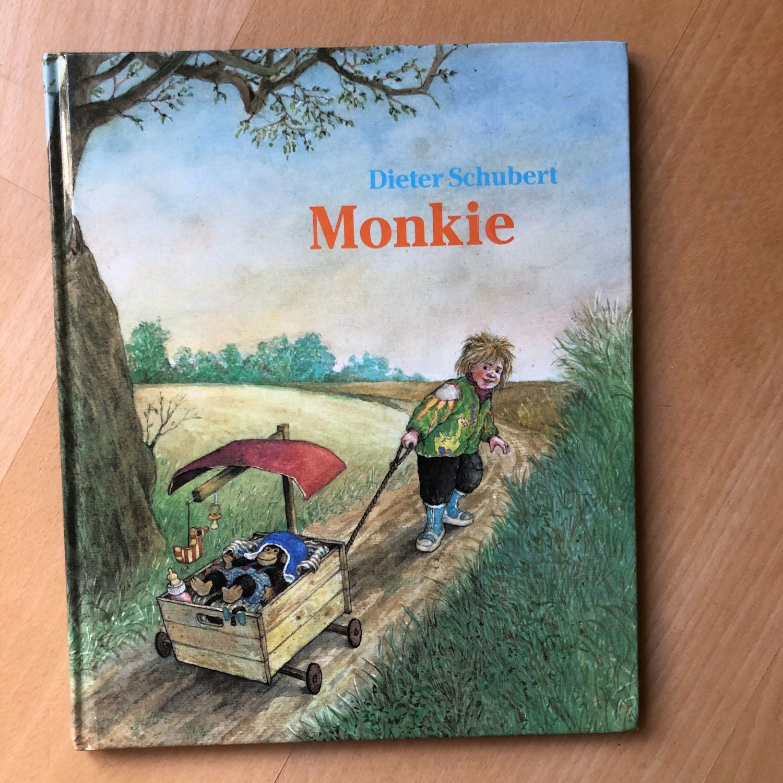 Prentenboek Monkie