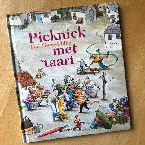 Boek: Piknick met Taart