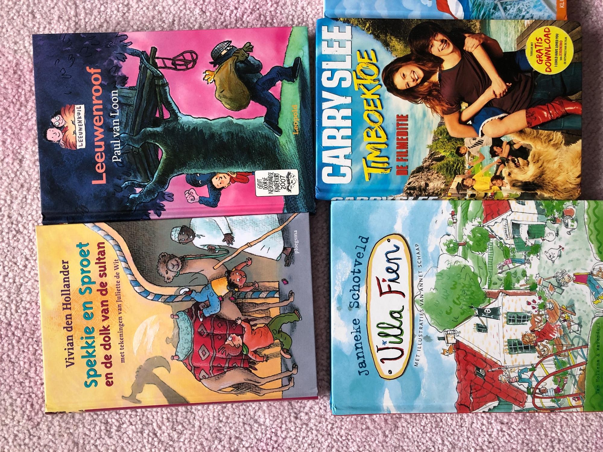 Leuke kinderboeken