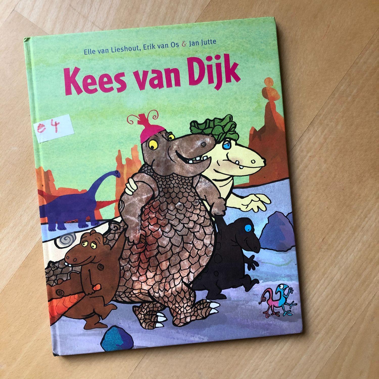 Dino - boek Kees van Dijk
