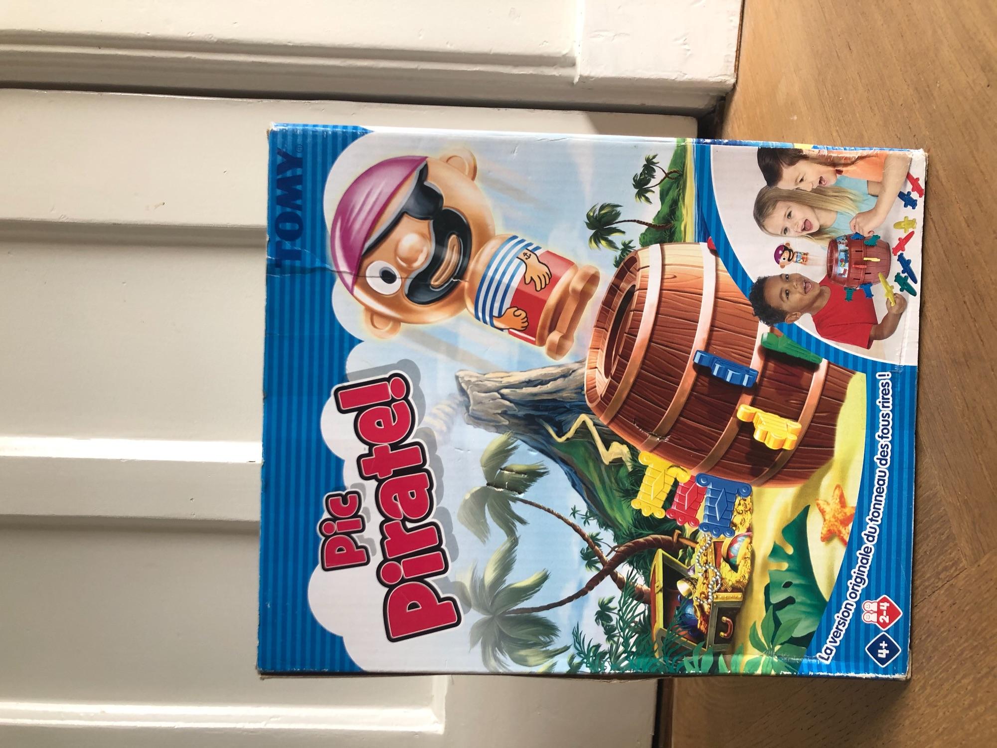 Spel Pic Piraat