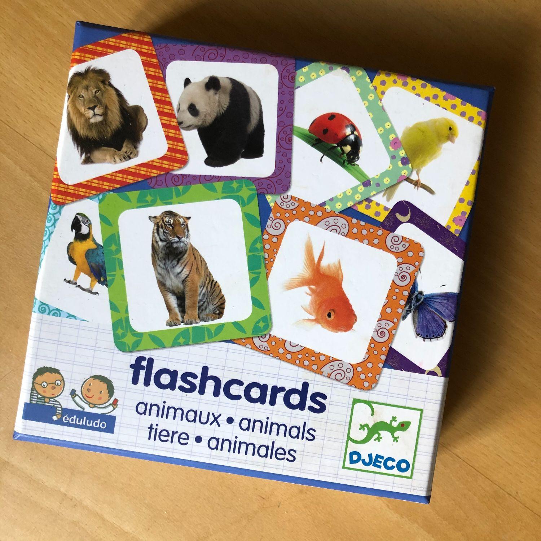 Nieuw: Spel Djeco Flashcards