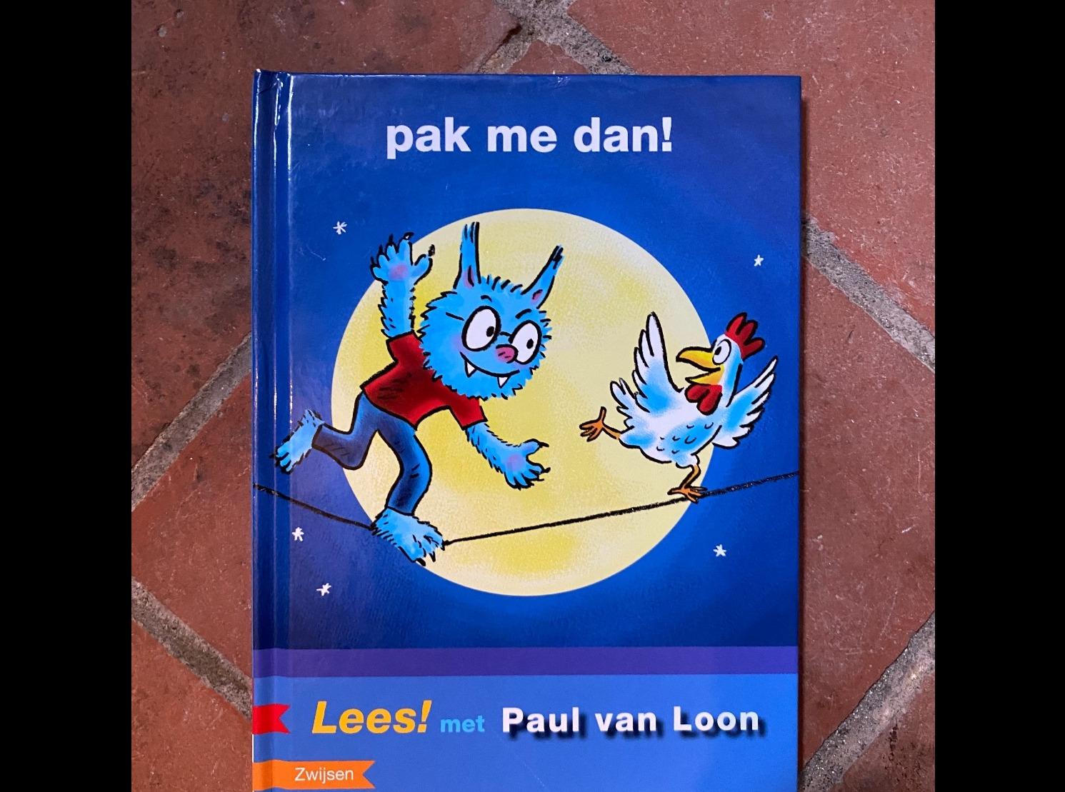 Leesboek Dolfje Weerwolfje 6+