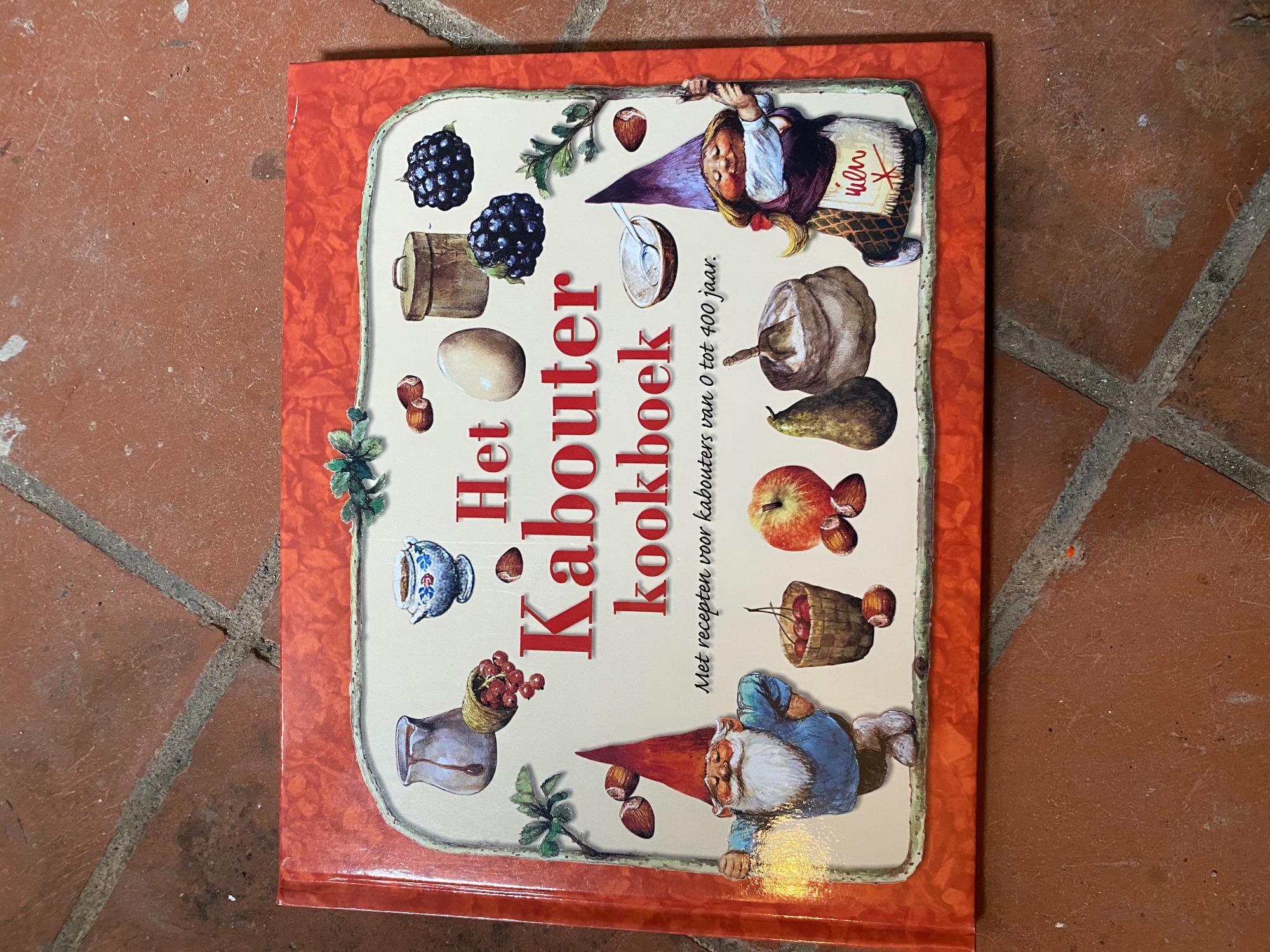 Kabouter kookboek voor kinderen