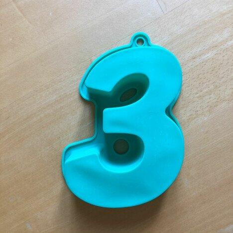 Bakvorm 3 - derde verjaardag