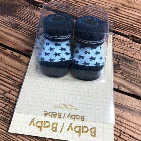 Nieuw: 2 paar baby sokjes