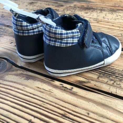 Nieuw: baby schoentjes