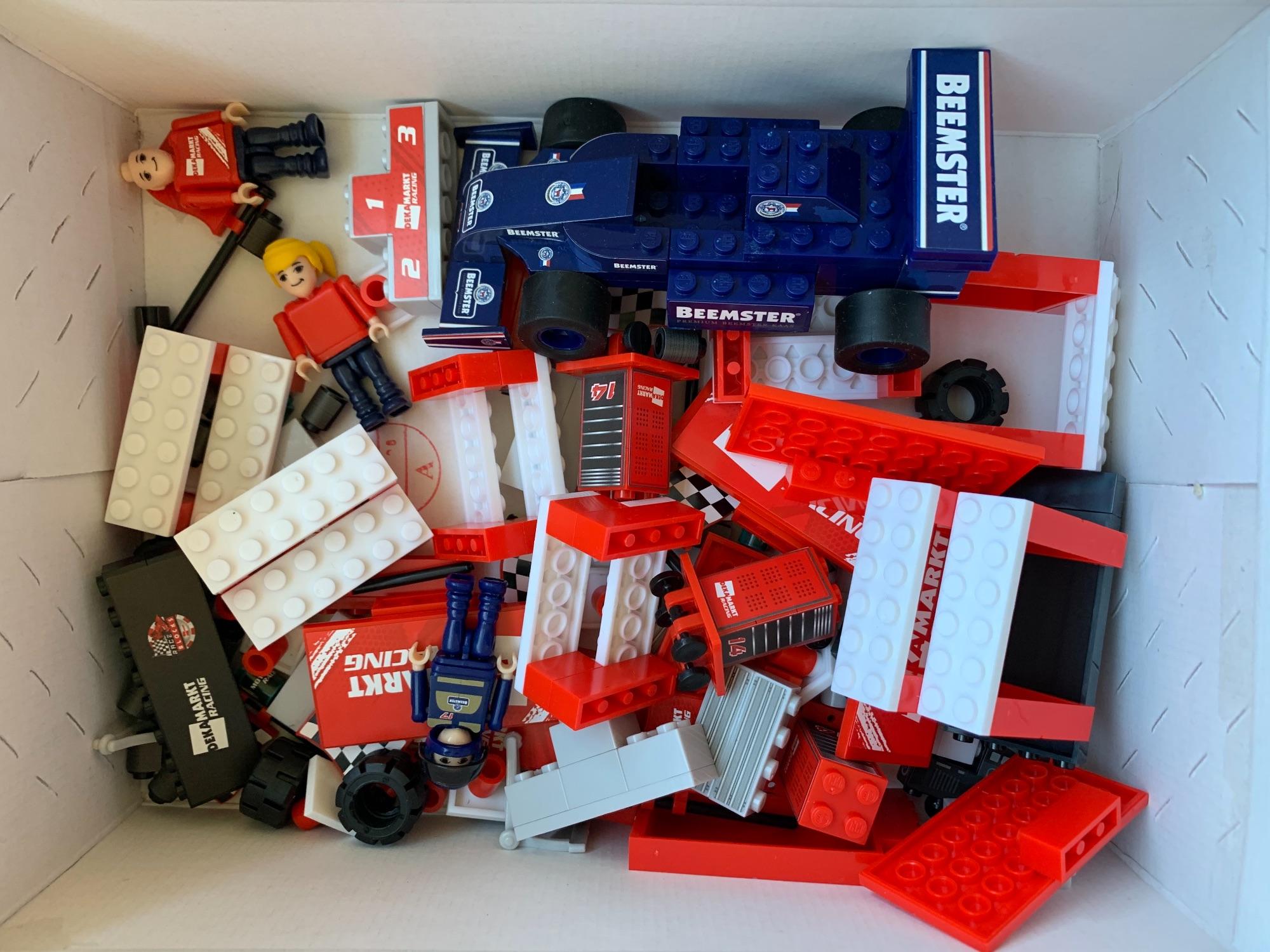 Race Lego Dekamarkt