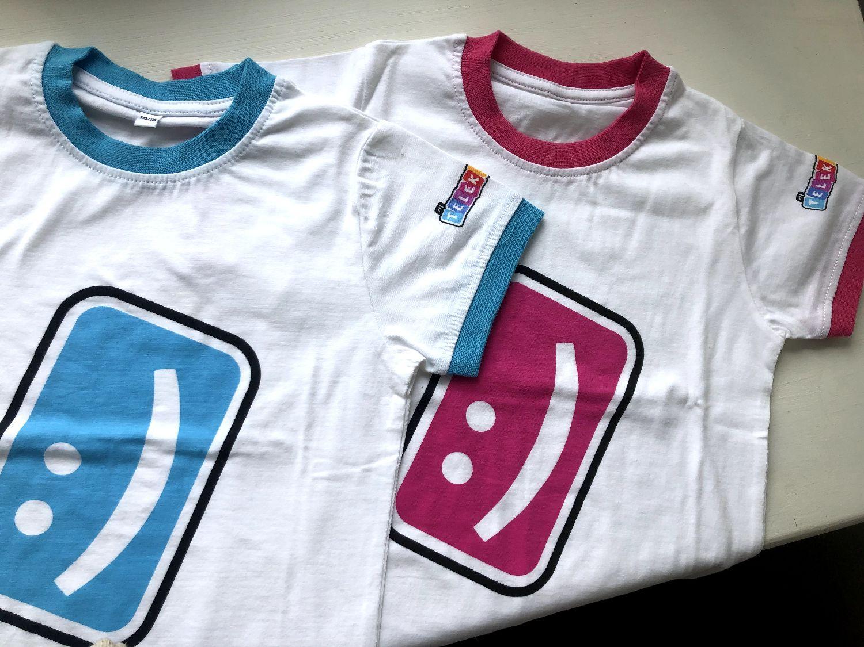 Nieuw: 2 Telekids shirtjes