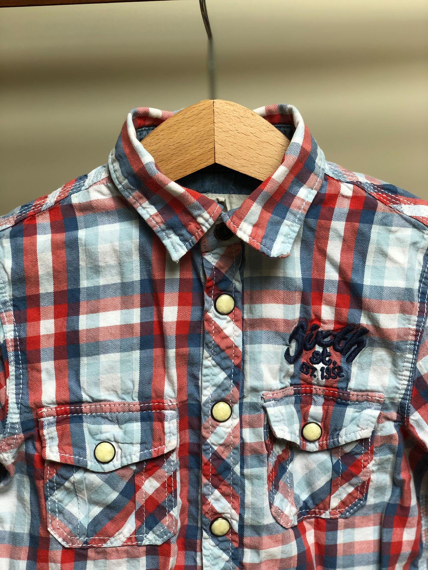 Stoere zomerse blouse