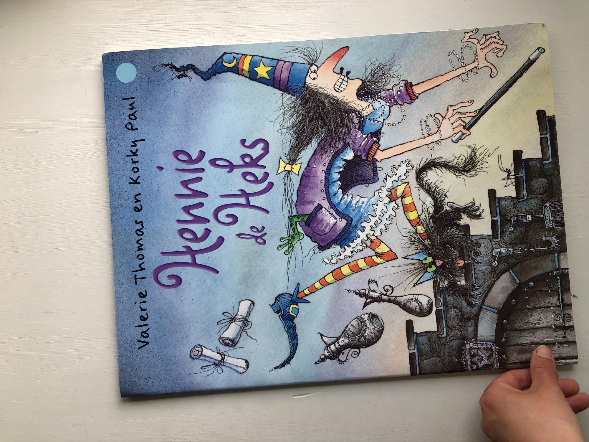 Super groot boek: Henny de Heks