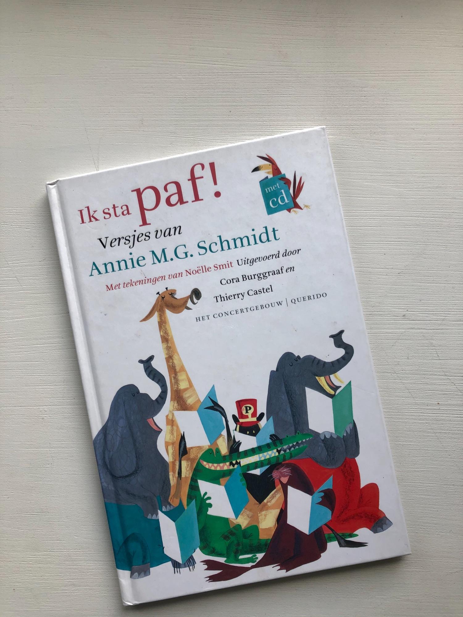 Versjes van Annie MG Schmidt