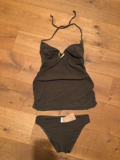 Zwangerschaps bikini / zwempak
