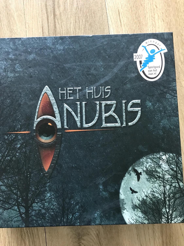 Spel: Het huis van Anubis