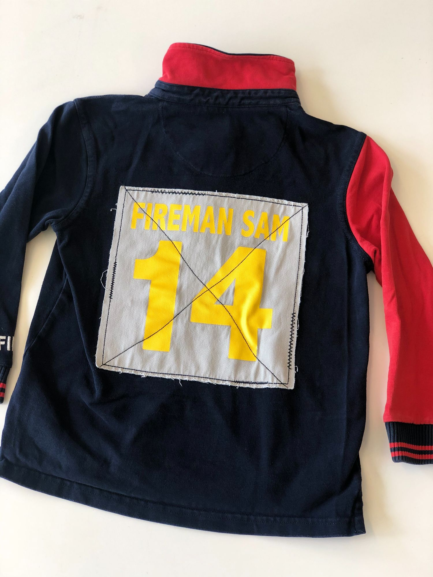 Brandweerman Sam shirt