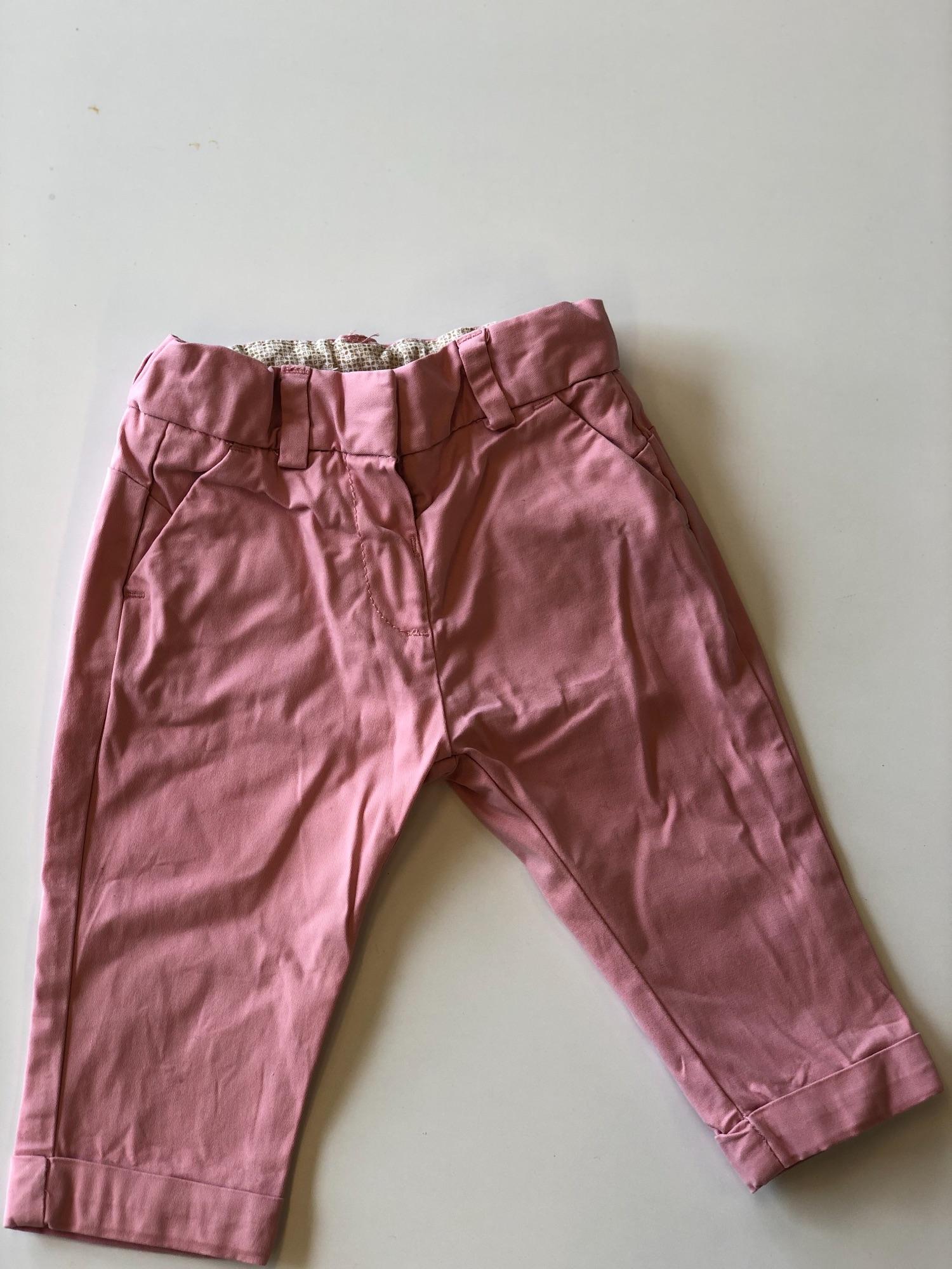 Roze broek zgan