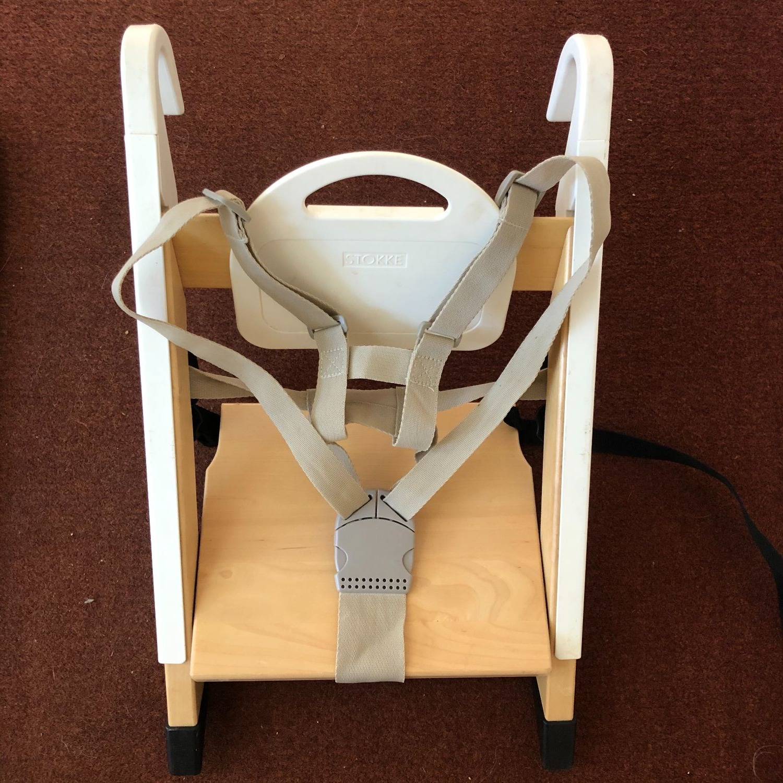 Stokke handystitt draagbare stoelverhoger
