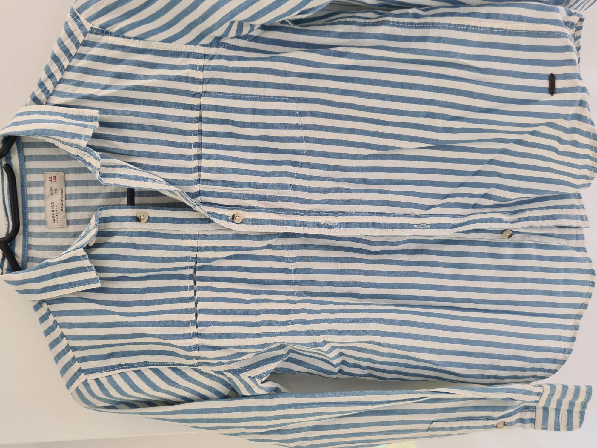 Zomers overhemd