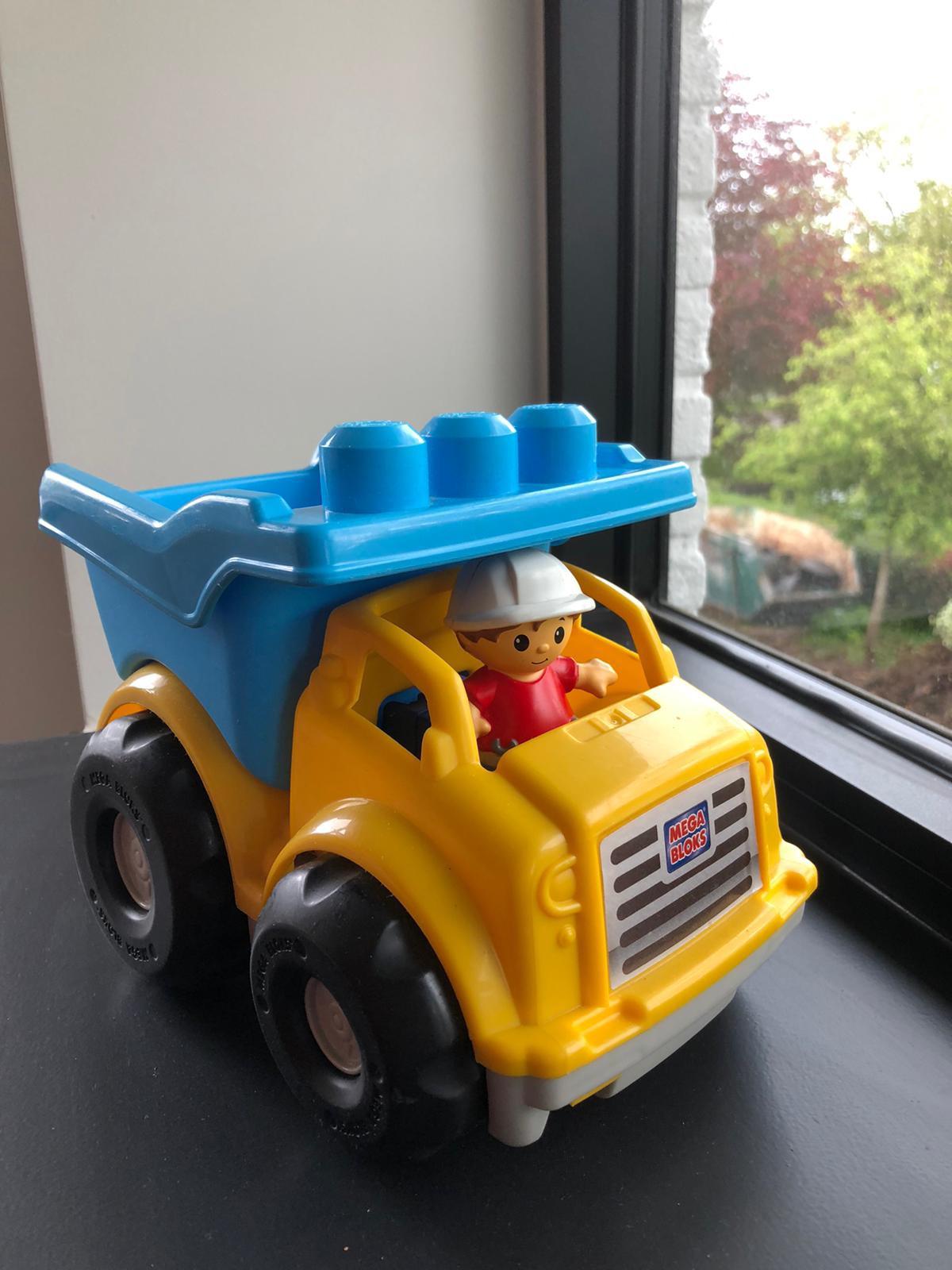Buiten speelgoed: Keepwagen