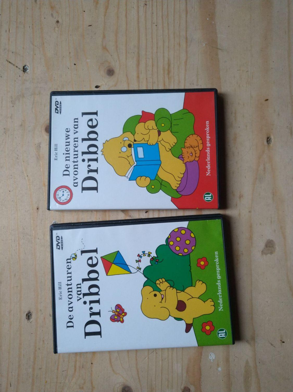 DVD Dribbel