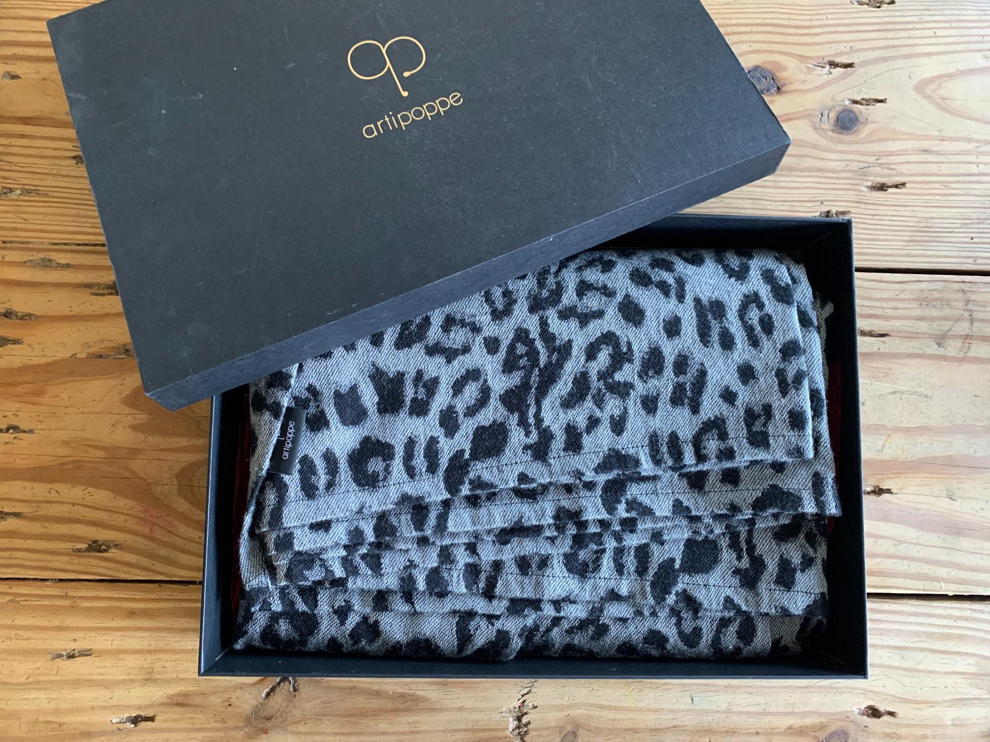 Artipoppe Dusky Leopard maat 6 (standard size)