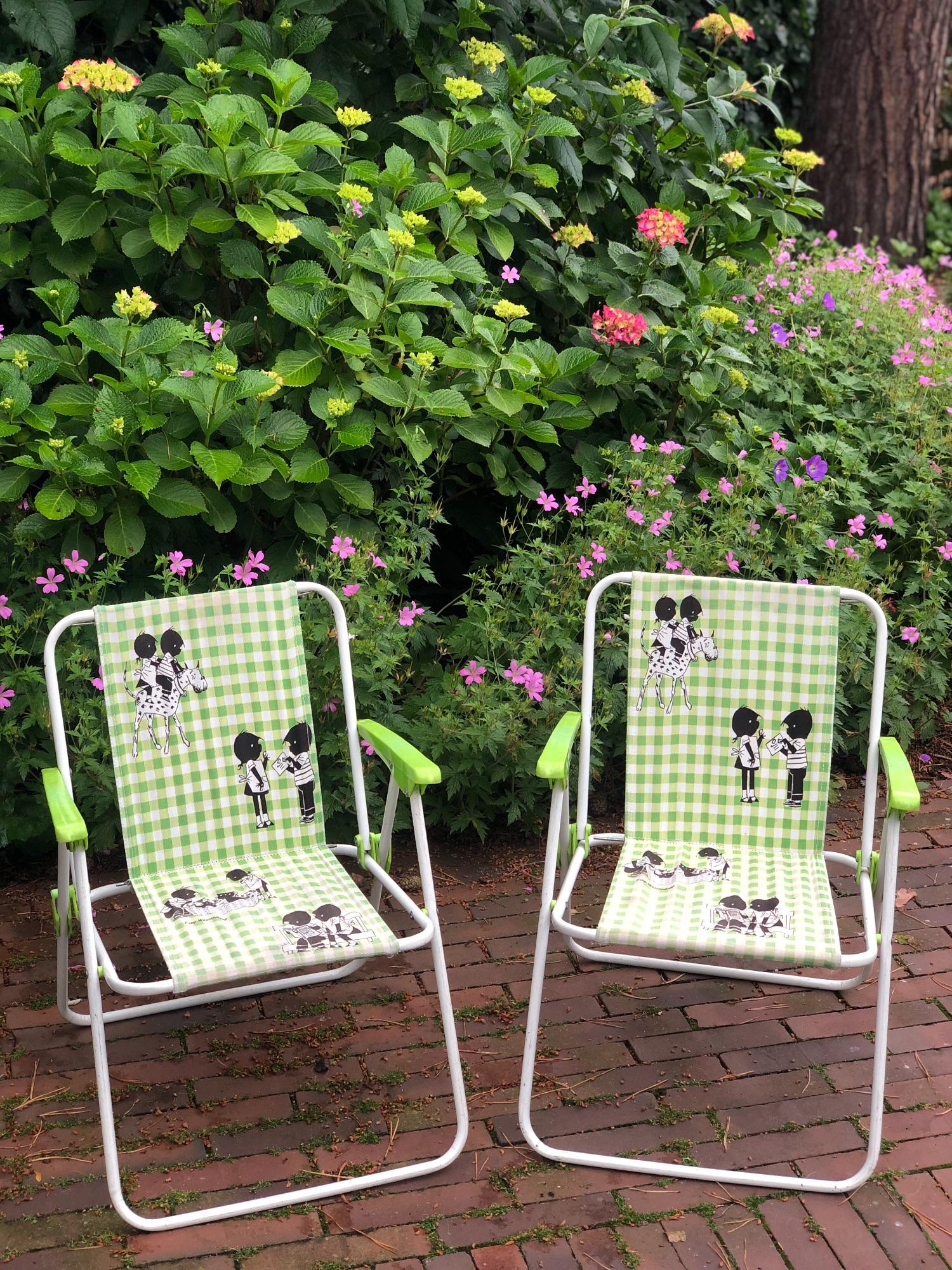 Jip & Janneke camping stoeltjes