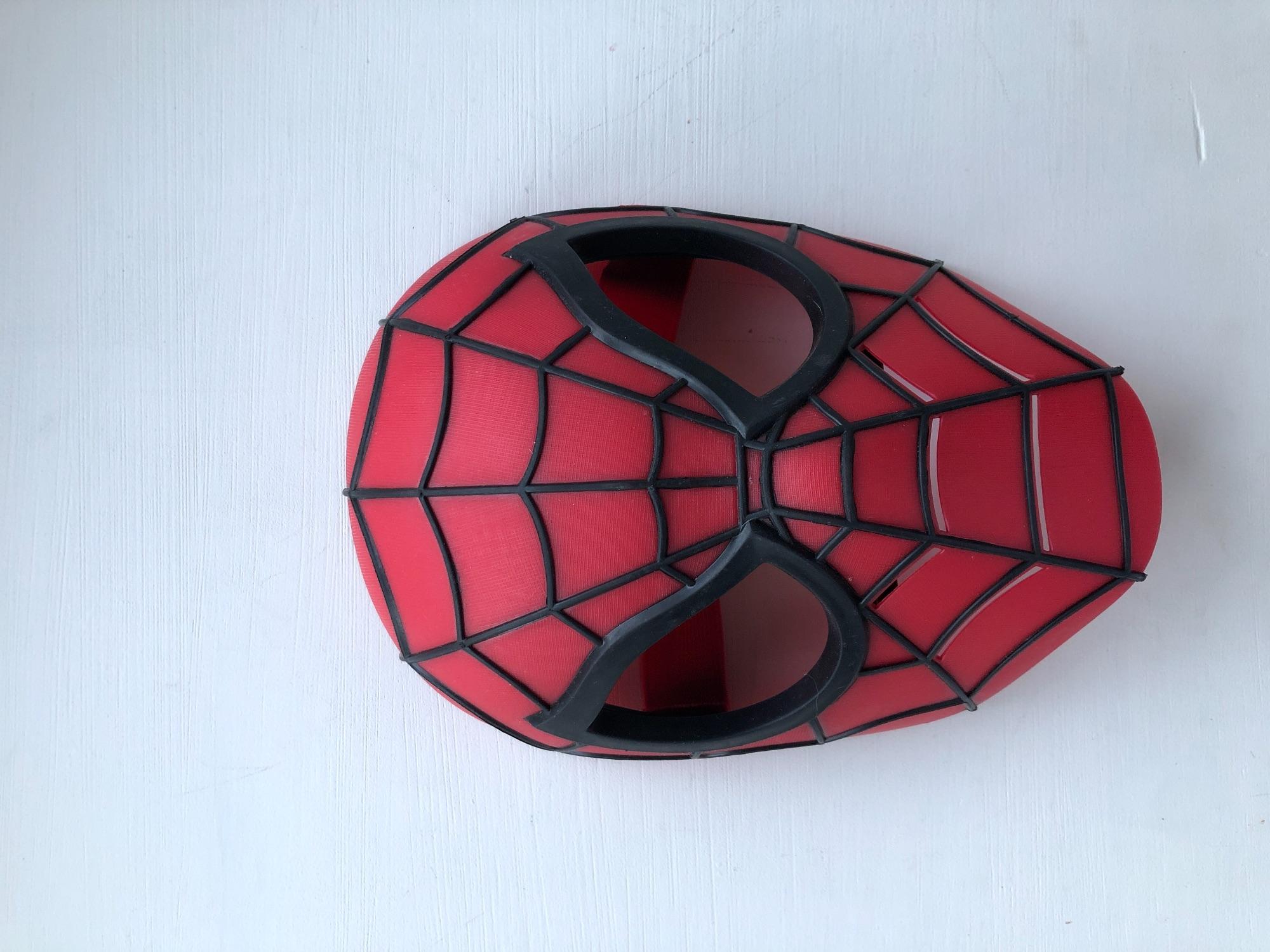 Spiderman masker