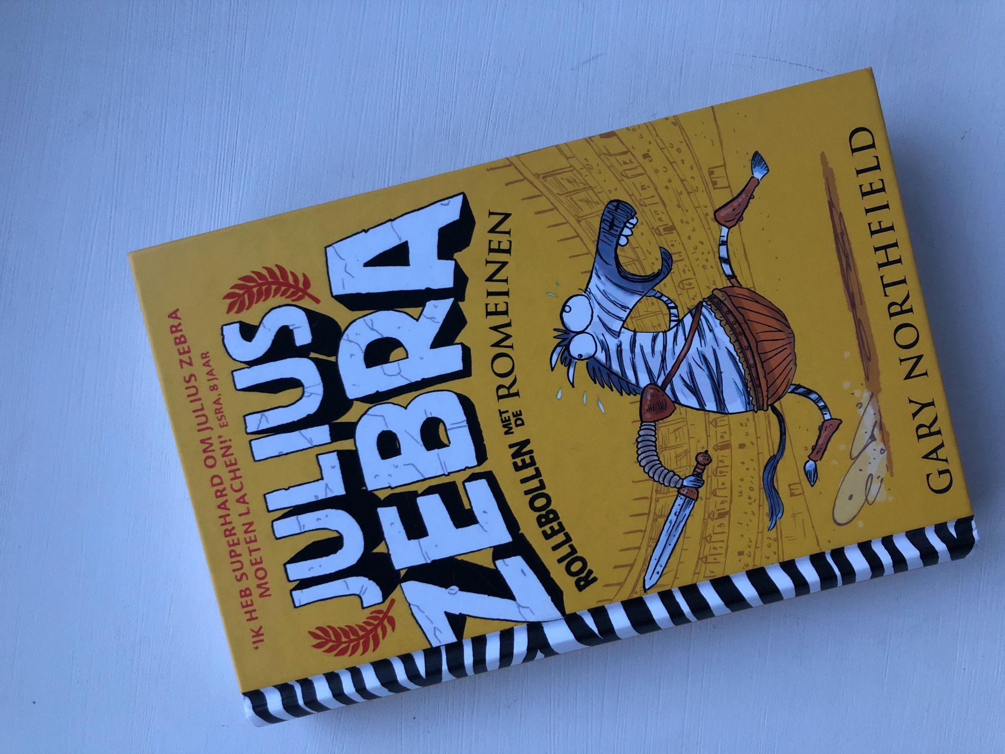 Boek: Julius Zebra