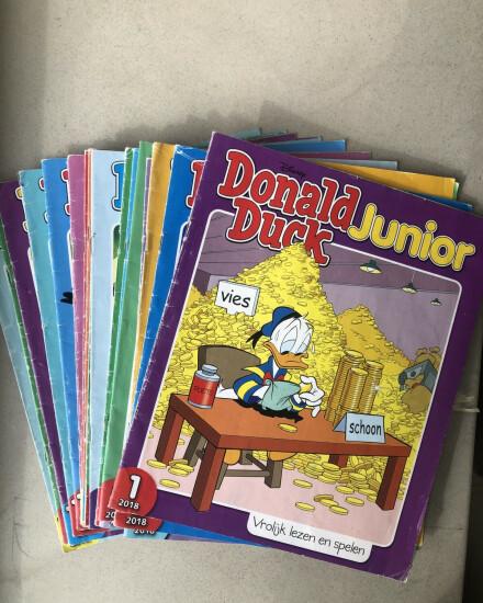 Donald Duck Junior 2018
