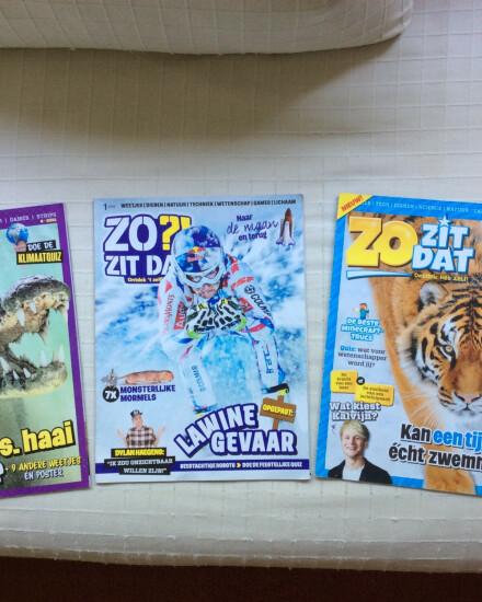Kindertijdschriften