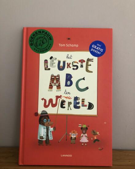 Boek: Het leukste ABC ter wereld