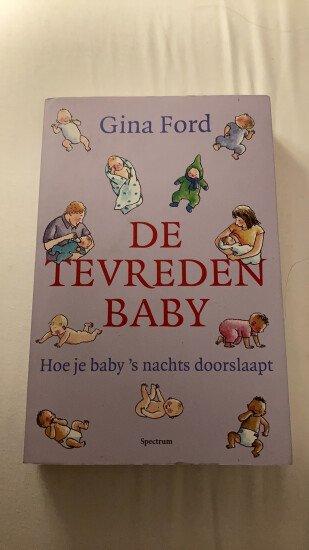 De tevreden baby | Gina Ford | slaap voeden ritme