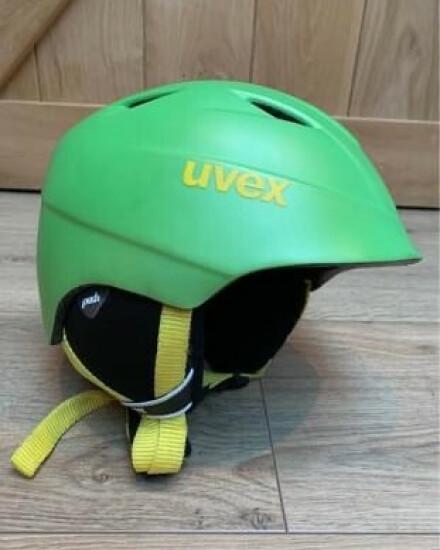 Uvex kinder skihelm