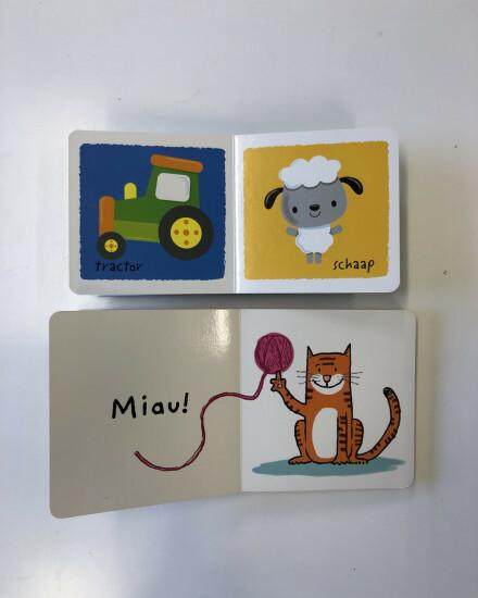 Boekjes voor kleintjes met dieren