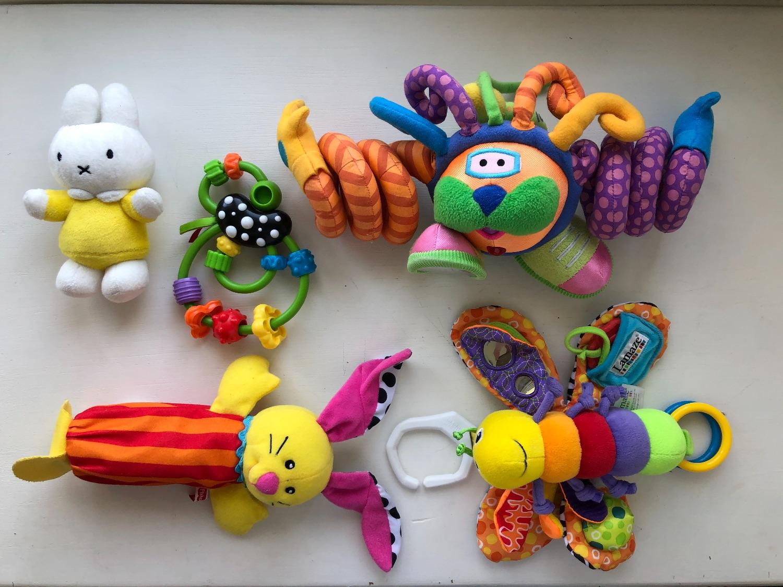 Baby speelgoed zgan