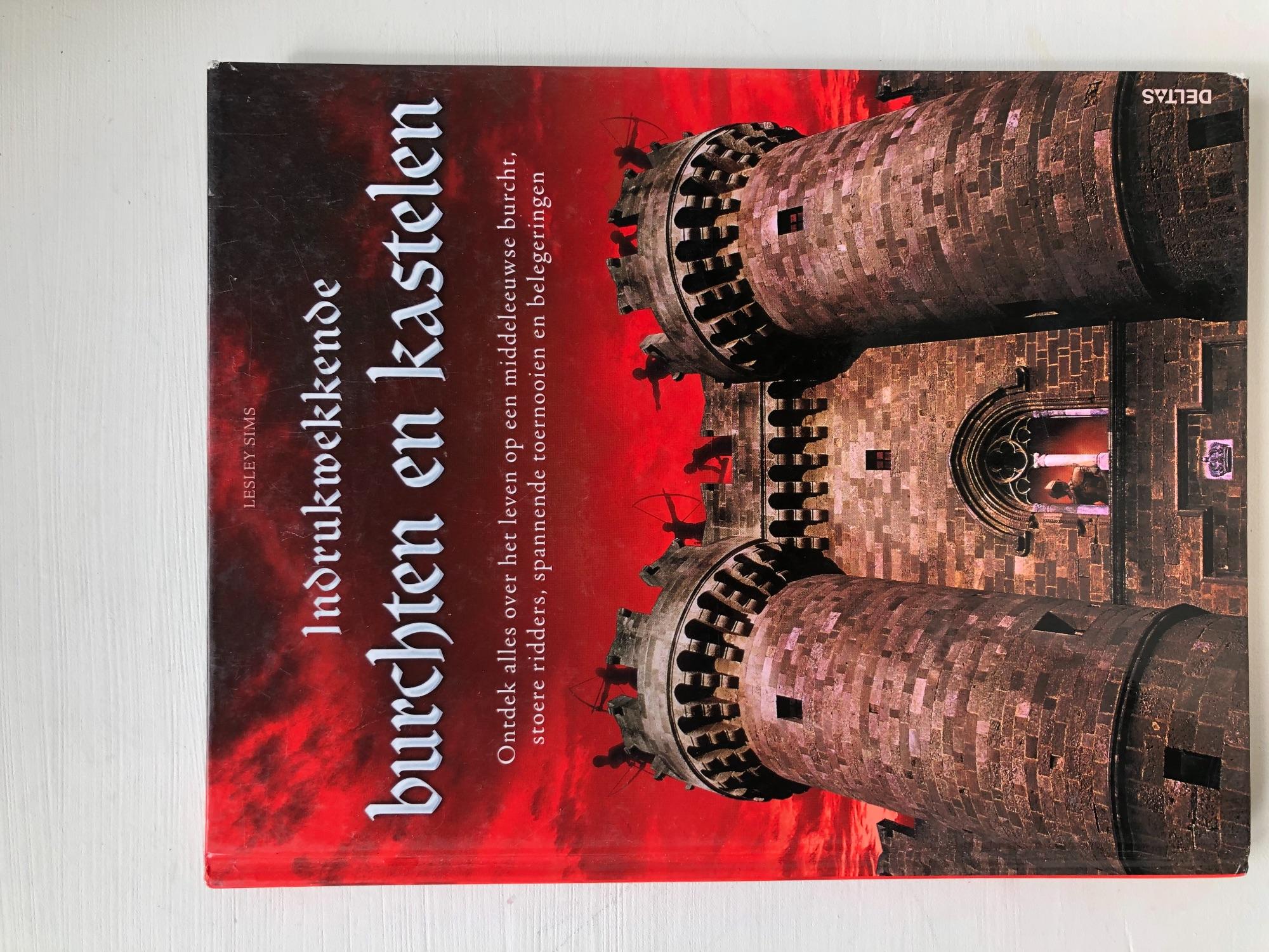 Boek: Burchten & Kastelen